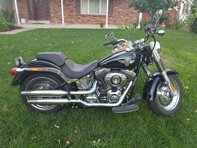 Used 2013 Harley-Davidson® Softail® Fat Boy®