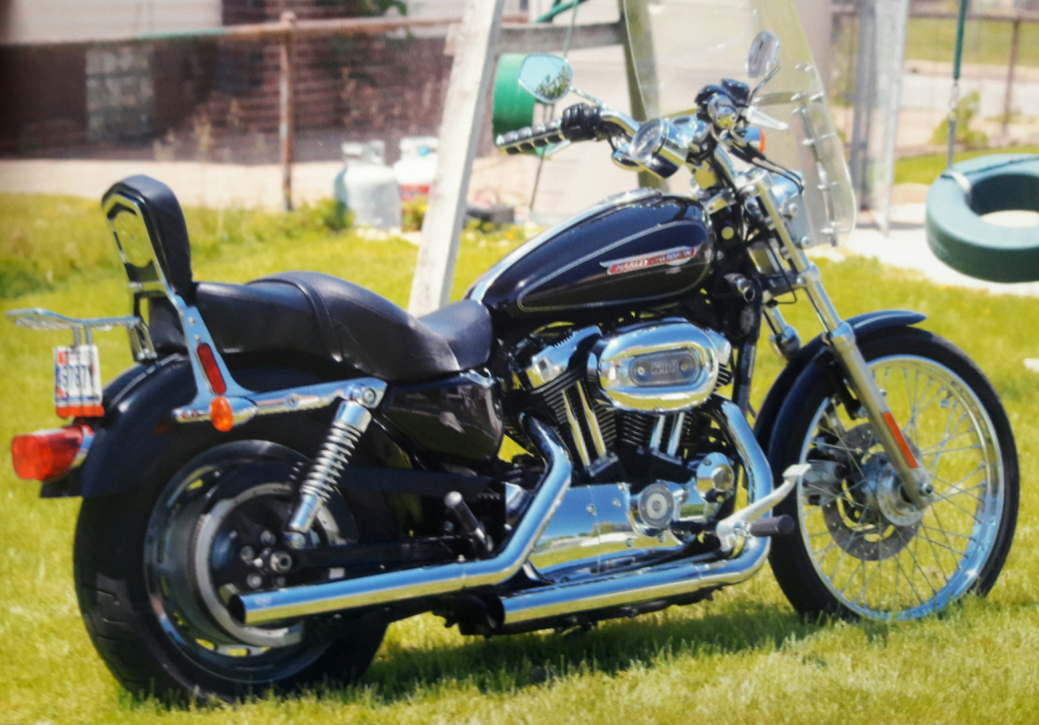 all new used harley davidson sportster 1200 1 751 bikes page 1 chopperexchange. Black Bedroom Furniture Sets. Home Design Ideas