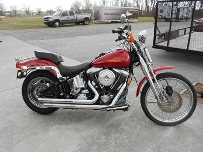 Used 1990 Harley-Davidson® Springer® Softail