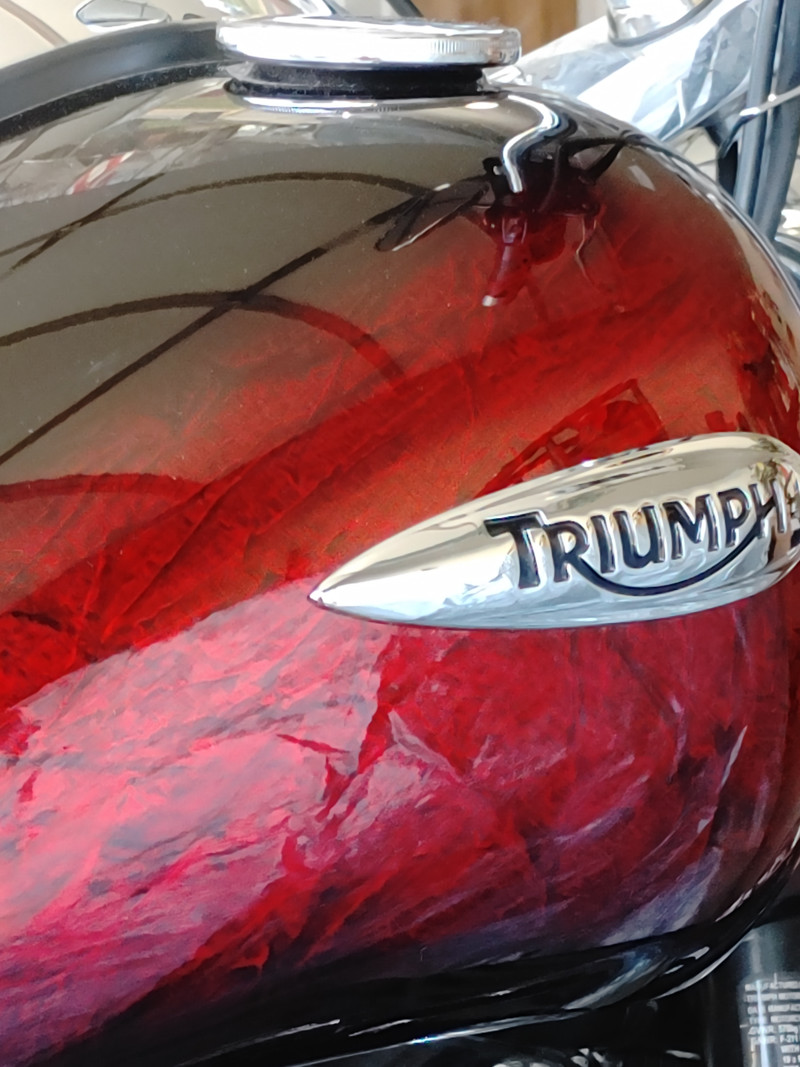 Photo of a 2013 Triumph  Thunderbird ABS