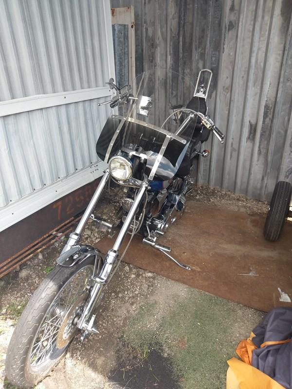 Photo of a 1989 Harley-Davidson® FXSTS Springer® Softail®