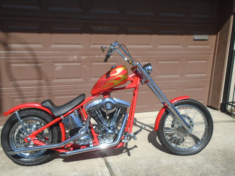 Photo of a 2013 Harley-Davidson®  Custom