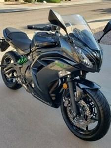 Used 2016 Kawasaki Ninja® 650 ABS