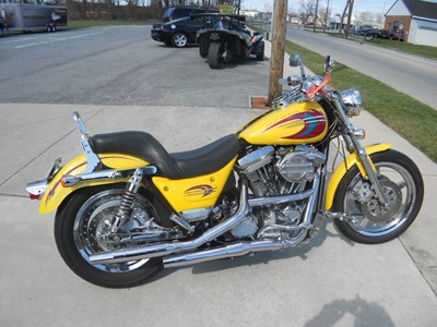 Used 2000 Harley-Davidson® Screamin' Eagle® FXR4