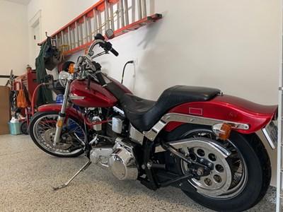 Used 1987 Harley-Davidson® Softail® Custom