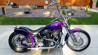Used 1992 Harley-Davidson® Softail® Springer®