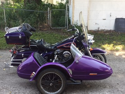 Used 1987 Harley-Davidson® Electra Glide® Sport