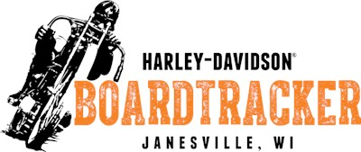 Boardtracker Harley-Davidson