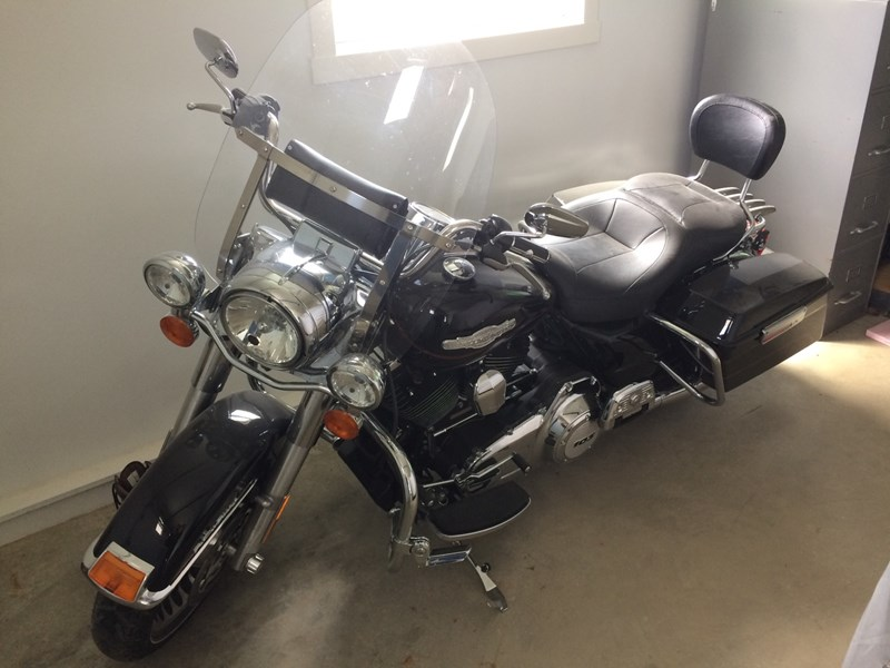 Photo of a 2012 Harley-Davidson® FLHR Road King®