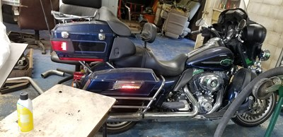 Used 2012 Harley-Davidson® Ultra Classic® Tour Glide®