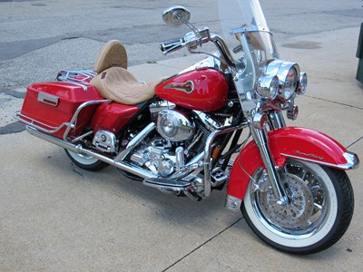 Used 2002 Harley-Davidson® Road King® Firefighter/Peace Officer