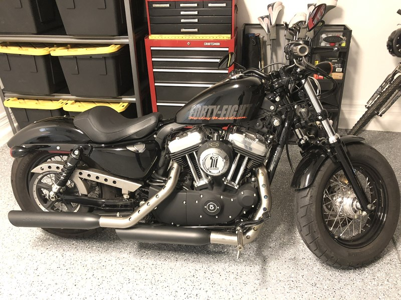 Photo of a 2012 Harley-Davidson® XL1200X Sportster® Forty-Eight™
