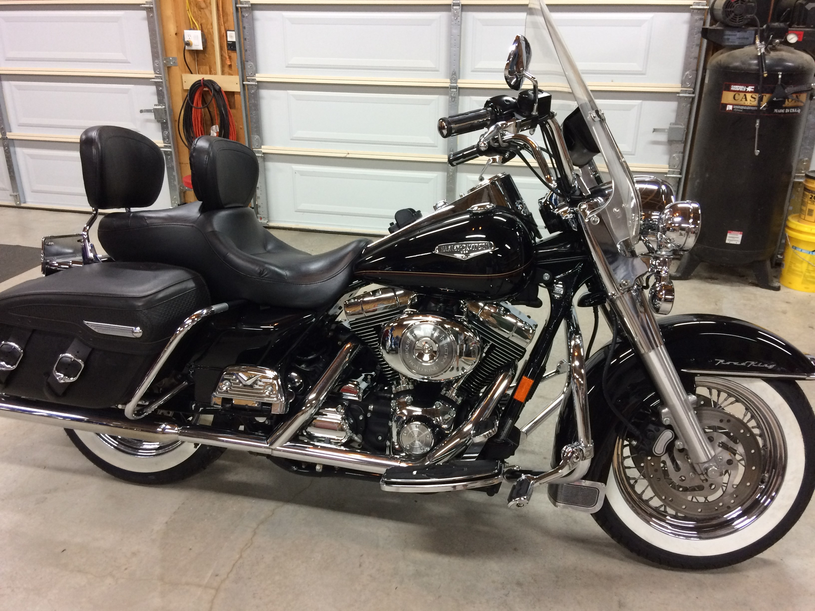 Harley Cvo For Sale San Diego >> All New & Used Harley-Davidson® Touring Road King Classic® For Sale (289 Bikes, Page 1 ...