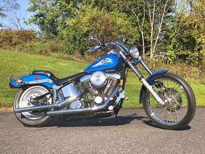 Used 1997 Harley-Davidson® Softail® Custom