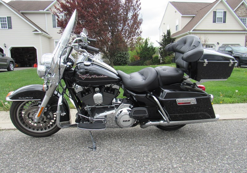 Photo of a 2013 Harley-Davidson® FLHR Road King®