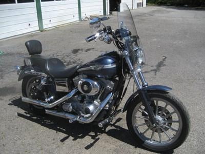 Used 2003 Harley-Davidson® Dyna® Super Glide® Anniversary