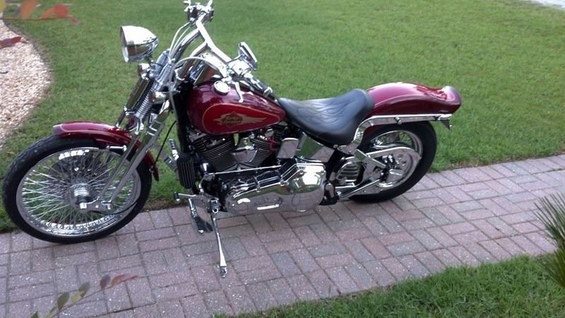 Photo of a 1995 Harley-Davidson® FXSTS Springer® Softail®