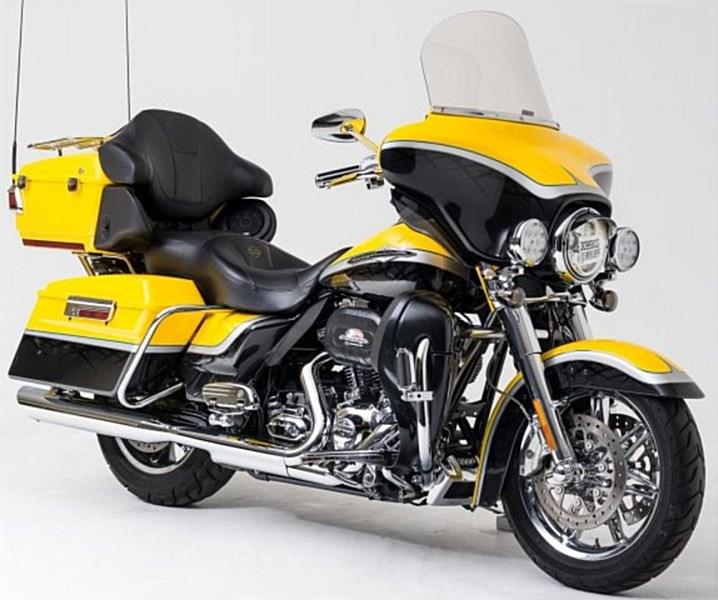 Renton Harley Davidson Motorcycle