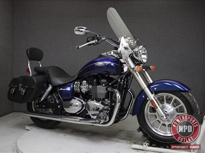 Used 2014 Triumph America LT