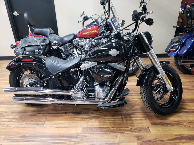 Photo of a 2016 Harley-Davidson® FLS Softail® Slim®