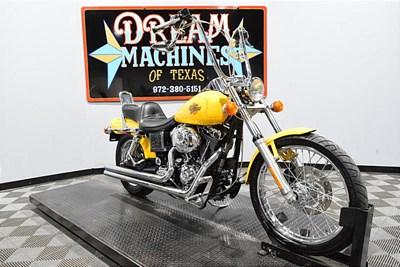 Used 2000 Harley-Davidson® Dyna® Wide Glide