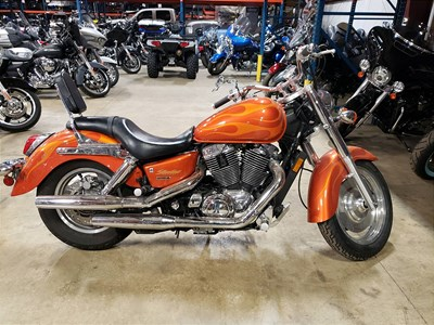 Used 2002 Honda® Shadow 1100 Sabre
