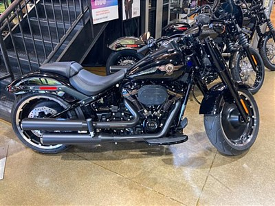 Used 2020 Harley-Davidson® Fat Boy® 30th Anniversary