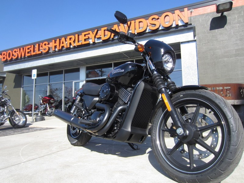 Boswell S Ring Of Fire Harley Davidson