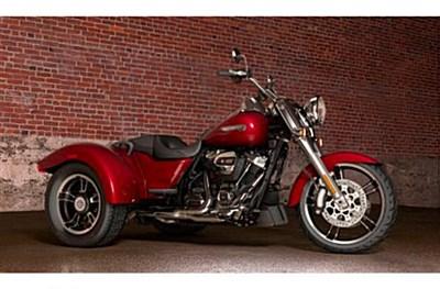 Used 2017 Harley-Davidson® Freewheeler™