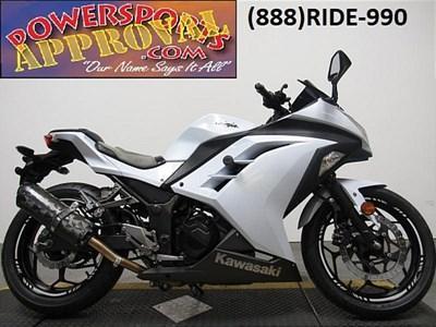 Used 2013 Kawasaki Ninja® 300