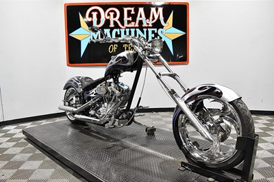 Used 2006 Orange County Choppers (OCC) T-Rex Softail
