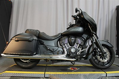 Used 2018 Indian® Chieftain® Dark Horse®