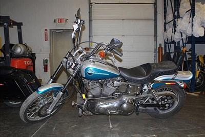 Used 1993 Harley-Davidson® Dyna Wide Glide®