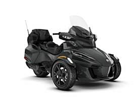 New 2019 Can-Am Spyder RT Limited Dark