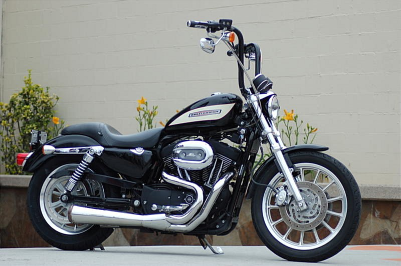 Photo of a 2006 Harley-Davidson® XL1200R Sportster® 1200 Roadster®