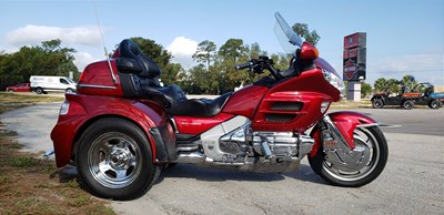 Used 2004 Honda® Gold Wing
