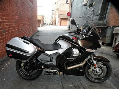 Used 2014 Moto Guzzi Norge GT 8V ABS
