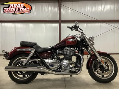 Used 2014 Triumph Thunderbird Commander ABS