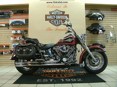 Used 1999 Harley-Davidson® Heritage Softail® Classic