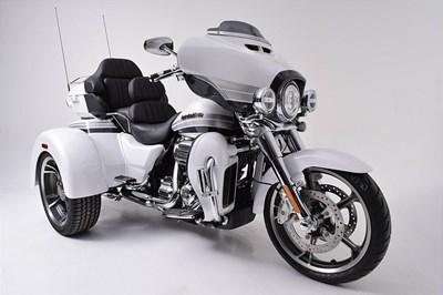 New 2020 Harley-Davidson® CVO Tri Glide® Ultra