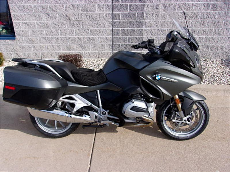 Photo of a 2014 BMW R1200RT ABS