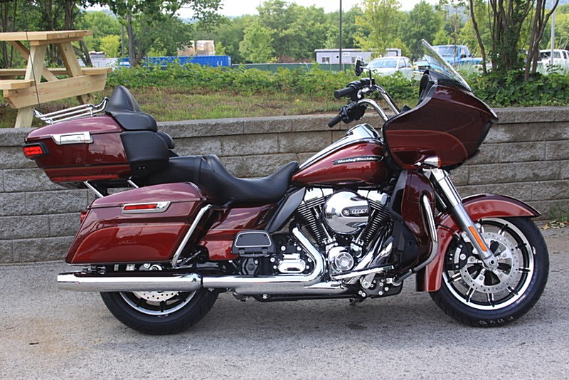 2017 Harley Motorcycle Dealer Tennessee >> 2016 Harley-Davidson® FLTRU Road Glide® Ultra (RED), Franklin, Tennessee (737339) | ChopperExchange