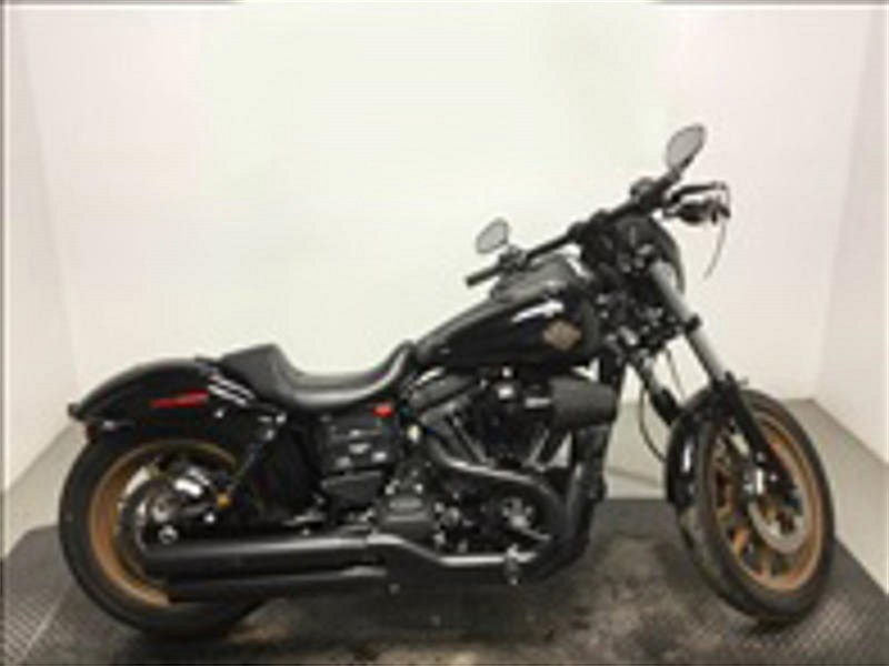 Photo of a 2016 Harley-Davidson® FXDLS Dyna® Low Rider® S