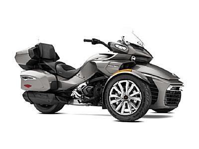 New 2017 Can-Am Spyder F3-T