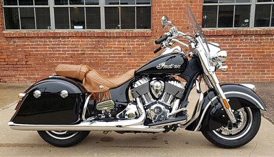 Used 2019 Indian® Springfield®