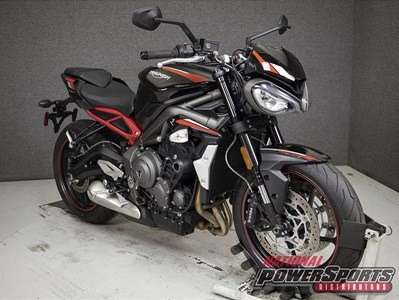 Used 2020 Triumph Street Triple R Low