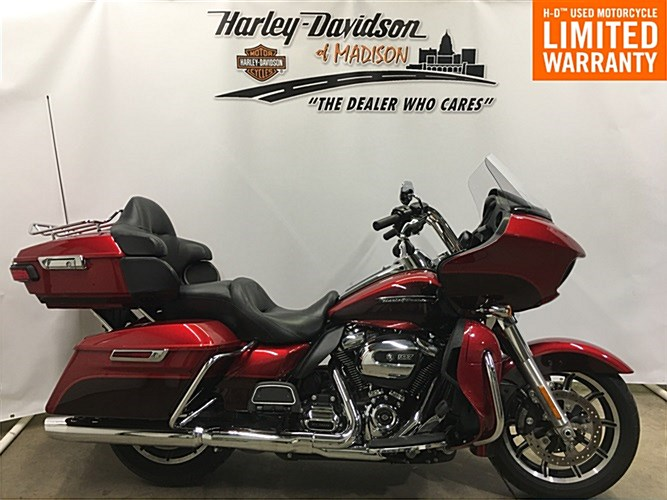 Photo of a 2018 Harley-Davidson® FLTRU Road Glide® Ultra