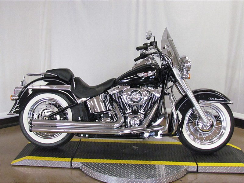 Photo of a 2013 Harley-Davidson® FLSTN Softail® Deluxe