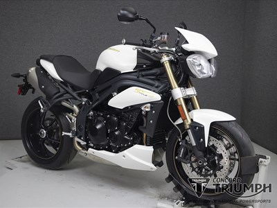 Used 2014 Triumph Speed Triple ABS