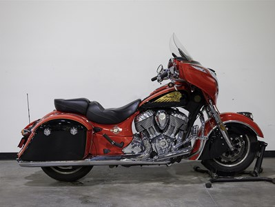 Used 2017 Indian® Motorcycle Chieftain®